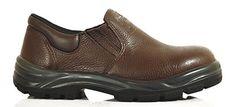 Sapato com bico de aço