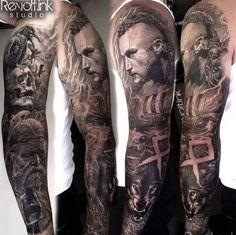 Vikings Wikinger
