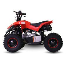 Rosso motors kids atv kids quad 4 wheeler ride on with 36v battery kids boys child atv 60cc titan four wheelers auto gas fuel powered quad off road fandeluxe Image collections