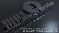 """In der Tutorialreihe """"NUKEX 9 VFX Production Workflow"""" zeigt 3D- & VFX-Trainer Helge Maus / pixeltrain einen Workflow für die Erstellung eines kompletten VFX-Shots. Vom Tracking in NUKEX 9 bis zur Erstellung von Szenen-Rekonstruktion und Pointclouds, über die 3D-Arbeit in CINEMA 4D R16 bis hin zum finalen Compositing in NUKEX 9 wird die Arbeit als Workshop Schritt für Schritt erklärt.  In diesem Tutorial wird das Einstellen des NUKEX Camera-Trackers gezeigt, sowie das schnelle Erstellen ... Lens Distortion, Trainer, Cinema 4d, Workshop, Mesh, 3d, Author, Scene, Camera"""