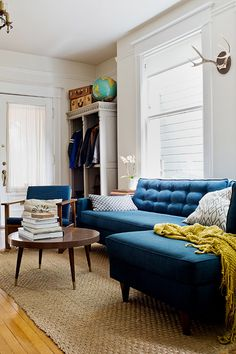 Kate Davison Living Area | sfgirlbybay