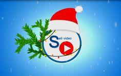 Новогодний ролик для бизнеса  Поздравление партнерам