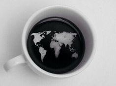 Картинка с тегом «coffee and world»
