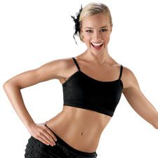 Camisole Bra Top with Adjustable Straps