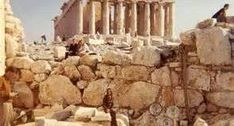 This photograph set among the scared ruins of the  Acropolis is my Logo used on Linkedin.com