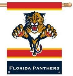 "Florida Panthers 27""""x37"""" Banner Z157-3208501454"