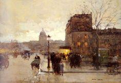 Luigi Loir (1845 1916) Paris