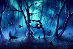 SCORPIO from the Dancing Zodiac by AquaSixio