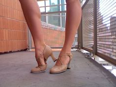 La Duca shoes - Rachelles (BOYS - if you're dating a music theater girl, you can't go wrong with LaDucas.)