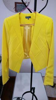 Yellow Jacket   Jackets & Coats   Gumtree Australia Canterbury Area - Kingsgrove   1129976850