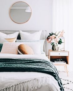 Create the perfect bedroom with these principles to follow