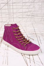 Vagabond Purple Cortona Hi-Tops at Urban Outfitters DAMN these are awesome, but none in my size!! aaaahhh