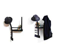 demie chaise/maxi effet pour rangement malin style bistro-rétro-bricolo…