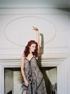 JOSS STONE - RED HAIR STREAKS