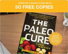 My Book Is Out In Paperback—With a New Name: The Paleo Cure