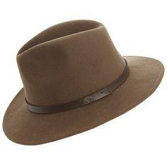 Crushable Wool Felt Safari Hat 8d1fda8022aa