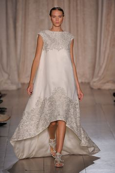 All the Looks: Marchesa Goes to India for Spring 2013 | StyleCaster