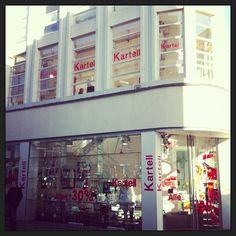 Kartell flagship store Belgium    || #kartell #antwerp #antwerpen - Thanks to…