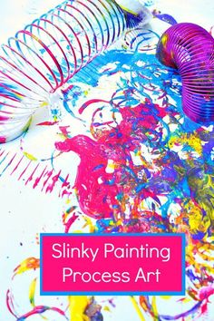Slinky Painting-Supe