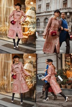 Clothing Brand Jacket Coat Trench Cape Trench, Cape, Ottoman, Fur Coat, Clothing, Jackets, Collection, Fashion, Mantle
