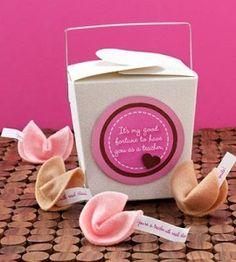 Valentine's Day Fortune Cookies | Valentine's Day Craft | Country Woman Craft — Country Woman Magazine