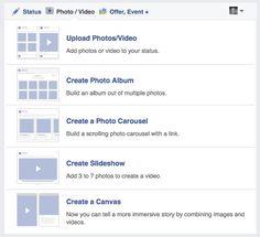Facebook Canvas Publisher