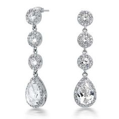 Bling Jewelry Vintage Style Crown Set CZ Pave Teardrop Chandelier Earrings Rhodium Plated Bling Jewelry http://www.amazon.com/dp/B005HJUP3Q/ref=cm_sw_r_pi_dp_MWE1wb0TEBN0D