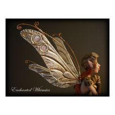 """Poster """"Steampunk Fairy"""""""