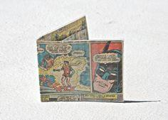 comic wallet!