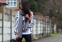 Article 21 Fashion & Style Blog: Zara Men Brown Messenger Bag