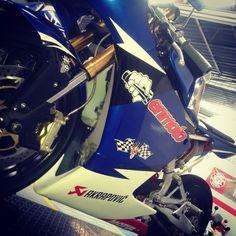 yz 450f Superbike