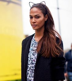 Incredible Street Style Snaps From Paris Fashion Week via @WhoWhatWear