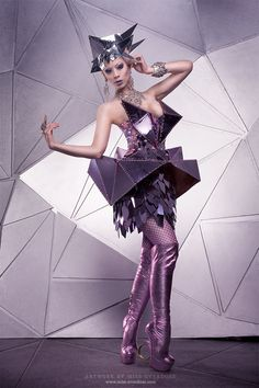 Amethyst....can I just say what a damn cool halloween costume this would be!!!