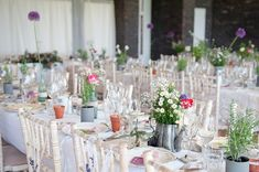 Rustic Relaxed Homemade Wedding http://www.sarareeve.com/