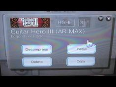 How to get ANY Wii game save with an SD card - YouTube