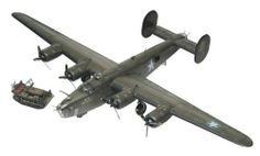 Revell B-24D Liberator by Revell. $31.44. From the Manufacturer                For most of World War II, Consolidated's B-24 Liberator was the largest bomber available to the U. S. Army Air Forces. Only when the B-29 Superfortress became operational late in the war did the B-24 give up this distinction. The B-24 was operated in every theater of the war by the USAAF, and the British also used it in large numbers.                                    Product Description     ...