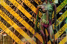Mannequin Graffiti Vertigo Graffiti Colombia