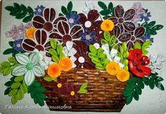 Картина панно рисунок Квиллинг Мои работы Альбом №28 Бумага фото 9