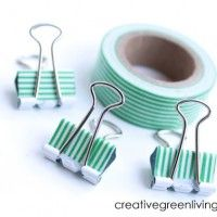 website : washi tape crafts
