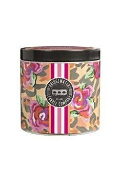 You will be tinkled pink with this floral tin candle. It is part of the light a candle feed a child campaign!  Tickled Pink Candle by Bridgewater Candle Company. Home & Gifts - Home Decor - Candles & Scents Ottawa Canada