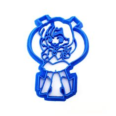 Sailor Moon Cookies! Celebrate your love for classic shoujo magical girl anime with cookies of Sailor Mercury! There are lots of other Sailor Moon cookie cutters in the store. Checkout the Sailor Moon
