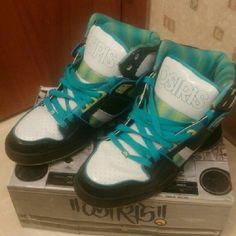 Mens size 13 OSIRIS shoes EXCELLENT CONDITION Excellent condition. Size 13 OSIRIS shoes. Awesome and great color. Shoes Sneakers