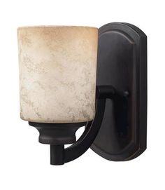 Menards Bathroom Wall Sconces : 1000+ images about lighting on Pinterest Bronze bathroom, Mini pendant lights and Mini pendant