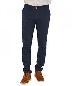 Ανδρικό παντελόνι υφασμάτινο μονόχρωμο navy blue Ben Tailor 0012017L #ανδρικάπαντελόνια #υφασμάτινα #μόδα #ρούχα #στυλ #χρώματα Black Jeans, Navy Blue, Pants, Fashion, Moda, Trousers, Fashion Styles, Women Pants, Women's Pants