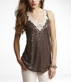 @Lindsay Mayer here's your sparkly top!
