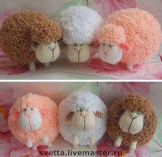 Meu Mundo Craft: Pom-pom Maker e marcador de crochê