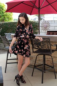 Amanda Steele of @makeupbymandy24 Kicks Fall Fashion Up a Notch with These Cool New Looks from Nordstrom BP