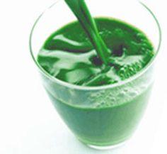 Jus vert Calcium sauvage