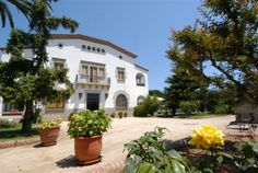 Vakantiehuis Cabrils Costa Maresme Villa Spanje huren Sabrina