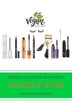 Vegan make up eye product